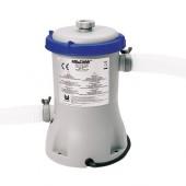 Papírszűrős vízforgató - 3 m3/h telj.