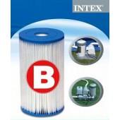 """Papír szűrőbetét INTEX """"B"""""""
